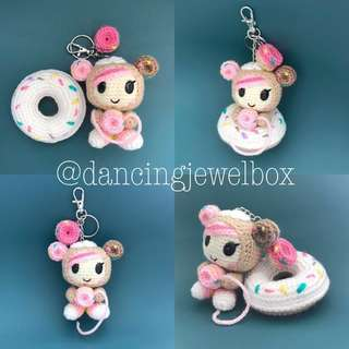 Donutella Crochet Doll (Regular/Mini)