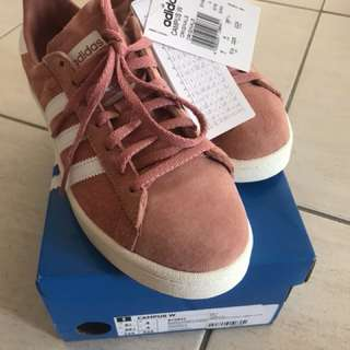 Brand New Campus Pink Adidas Sneakers