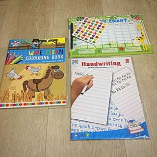 Kids Create bundle set for learning