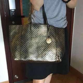 BV壓紋Tote Bag
