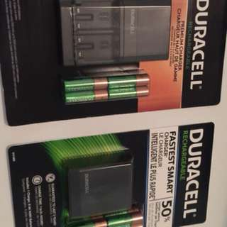Duracell AA Battery Charger