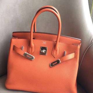 ‼️Repriced‼️Authentic Hermes Birkin (good as new)