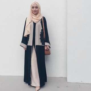Cardi Abaya