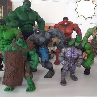HULK COLLECTION