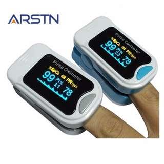 Heart Beat Fingertip Pulse Oximeter For Heart Rate Monitor Health care