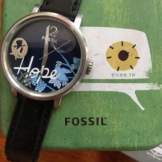 Fossil Hope watch
