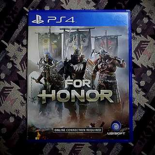 BD PS 4 For Honor