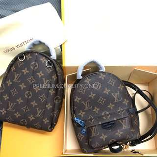 Ready Stock LV Backpack