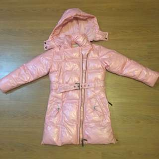 Trench coat / bubble jacket / puffer coat for kids