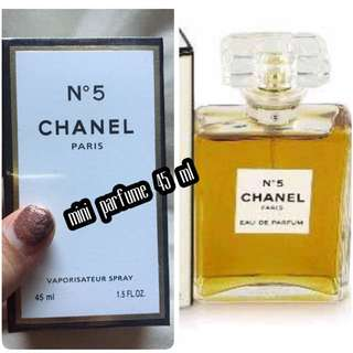 chanel N5 45 Ml