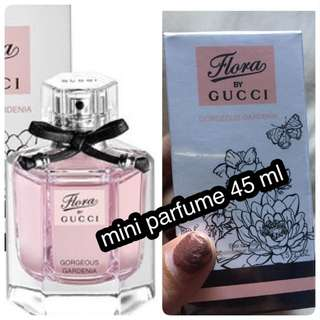 mini parfum gucci flora 45ml