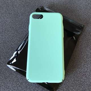 Mint Green iPhone 7 Hard Case