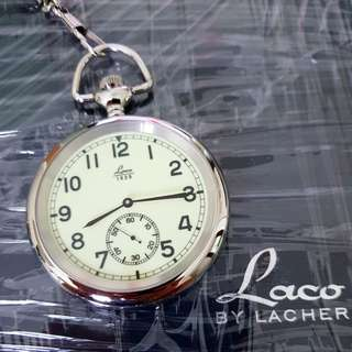 Laco pocket watch mint