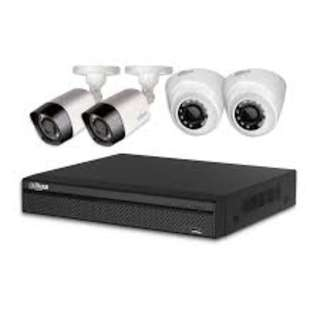 CCTV for Home, Cheapest CCTV with Installation