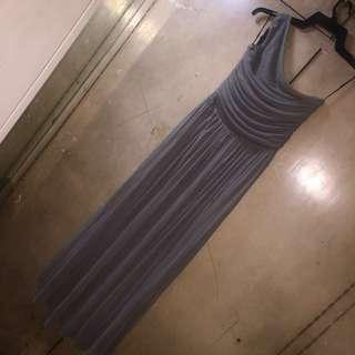 KARIMADON One Shoulder Dress
