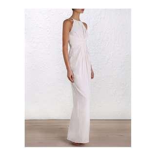ZIMMERMANN Silk Ray Dress - Size 1