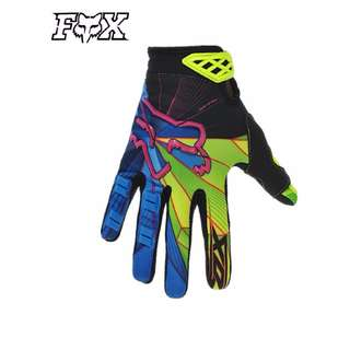 ★FOX HIGH QUALITY MOTORCYCLE GLOVES ★ SPARKLE ★E-SCOOTER GLOVES ★ READY STOCKS ★ E-BIKE