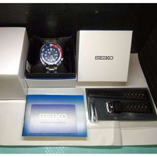 Seiko SRP773  True Pepsi Made in Japan Full Set Brand New Automatic