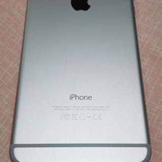 iphone6 plus silver 64GB
