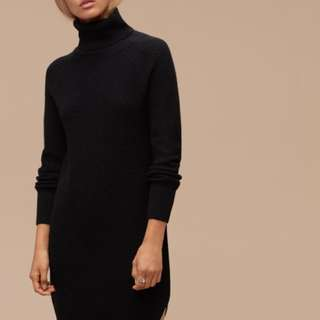 NEW - Aritzia Wilfred free Bianca dress