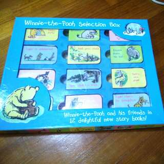 Classic Winnie The Pooh books