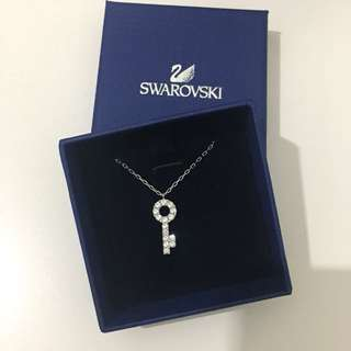 Swarovski key necklace