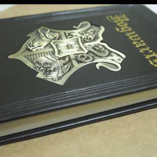 Authentic Harry Potter Notebook