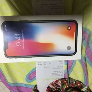 cheapest iphone X 256gb