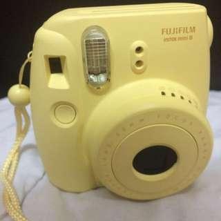 Fujifilm Instax Mini 8(Yellow)