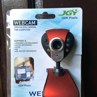 Webcam Driverless