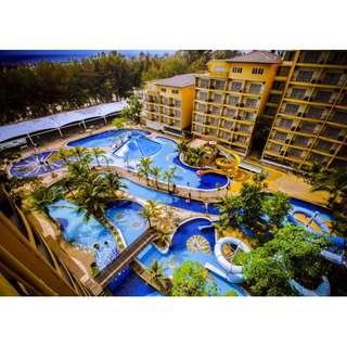 Gold Coast Morib International Resort+Water Theme Park (Vouncher)