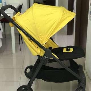 Stroller Mama Papas Armadillo - Yellow