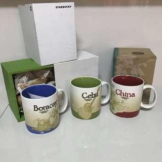 Starbucks Coffee Global Icon Mug