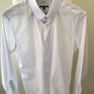 G2000 Men Shirt in White