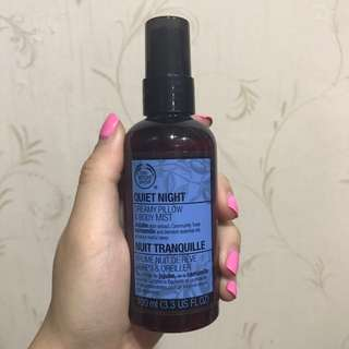The Body Shop Quiet Night Dreamy Pillow & Body Mist