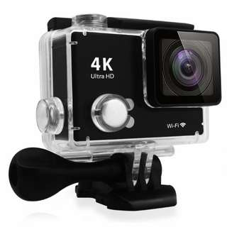 4k Wifi Sport Action Camera H9