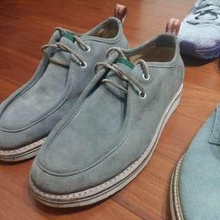 馬丁雅痞鞋 stussy