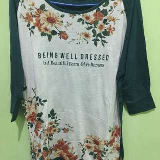 Being Well Dressed T-shirt