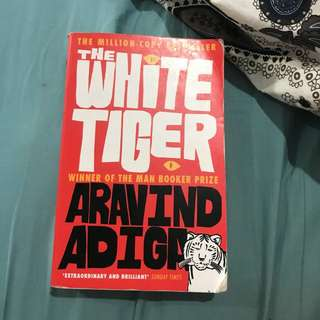 "Aravind Adiga's ""The White Tiger"""