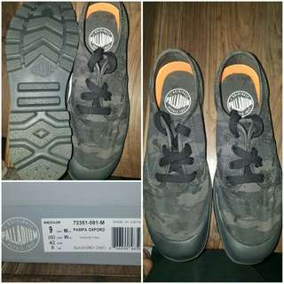 Palladium Pampa Oxford Camo