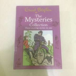 Enid Blyton - The Mysteries Collection