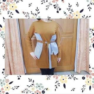 020 Baju lengan panjang