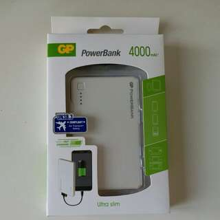 GP Powerbank 4000mAh