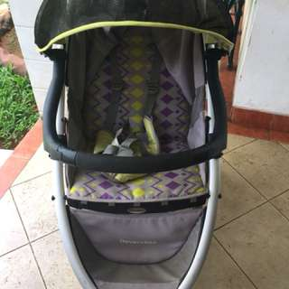 Coco Latte Stroller Trip Edition