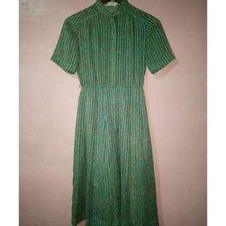 Chalet Blanc's Vintage Dress