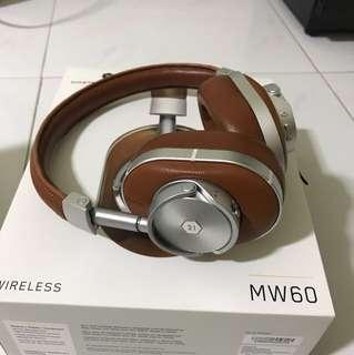 Master and Dynamic MW60 Wireless