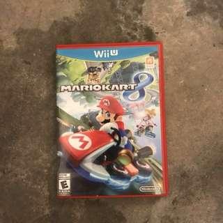 Mario Kart 8 wii u (US)