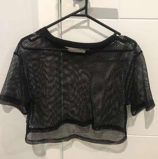 Netted Crop