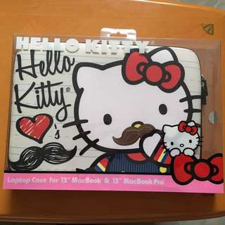 "Hello kitty Laptop Case For 13"" MacBook & 13"" MacBook Pro"