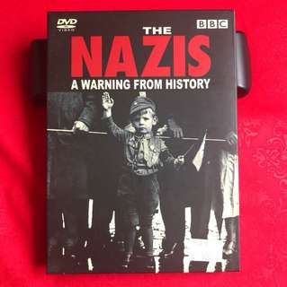 DVD - The Nazis: A Warning From History